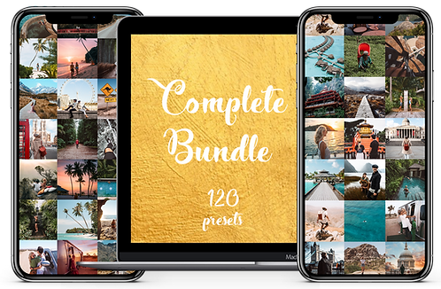 THE COMPLETE BUNDLE - ALL MOBILE + DESKTOP PRESET PACK