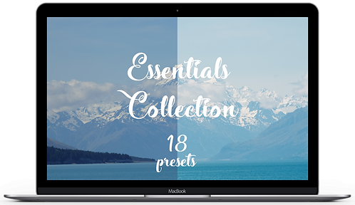 ESSENTIALS COLLECTION - BEST OF DESKTOP PRESETS