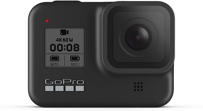 GoPro Hero 8 (Underwater photo + Video)