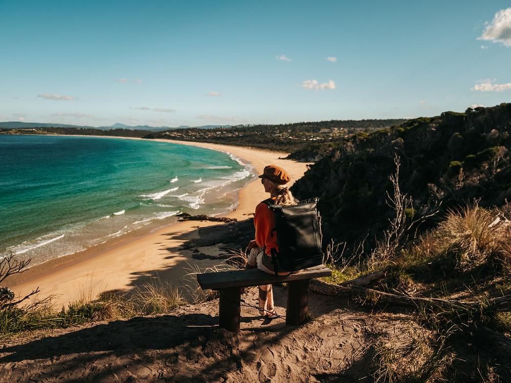 Tura Head, Sapphire Coast, NSW Australia (road trip)