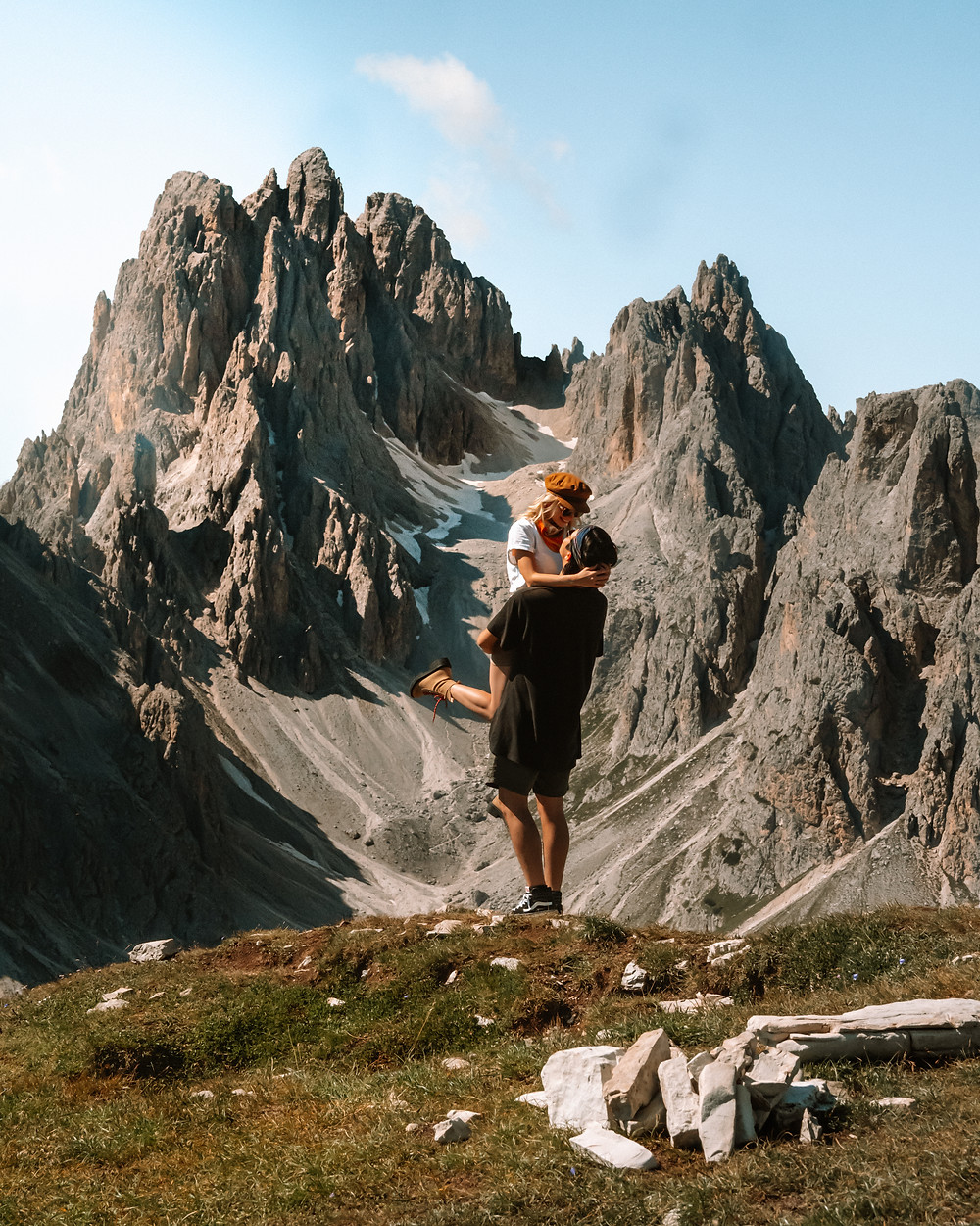 Cadini Di Misurina Dolomites