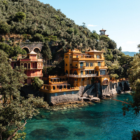 Portofino: A guide to the perfect day in Italy on a budget!