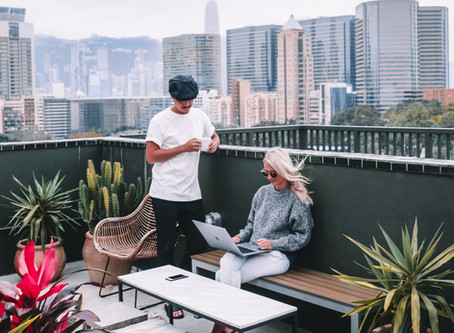 Accommodation feature: Live you digital dream in Hong Kong, staying at the Nate Studios