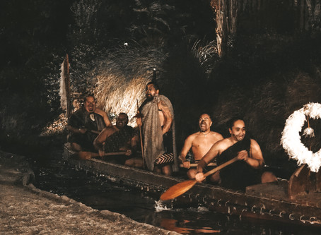 Where to go to enjoy a Maori Village experience in New Zealand North Island
