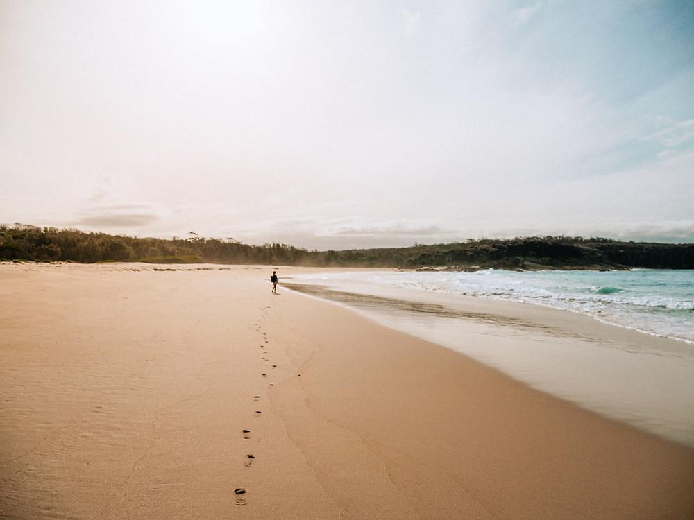 Pambula beach, Sapphire Coast Australia