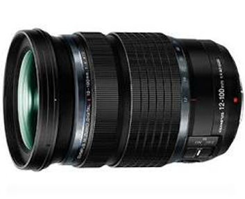 Olympus Lens 12-100MM F4 IS PRO Black