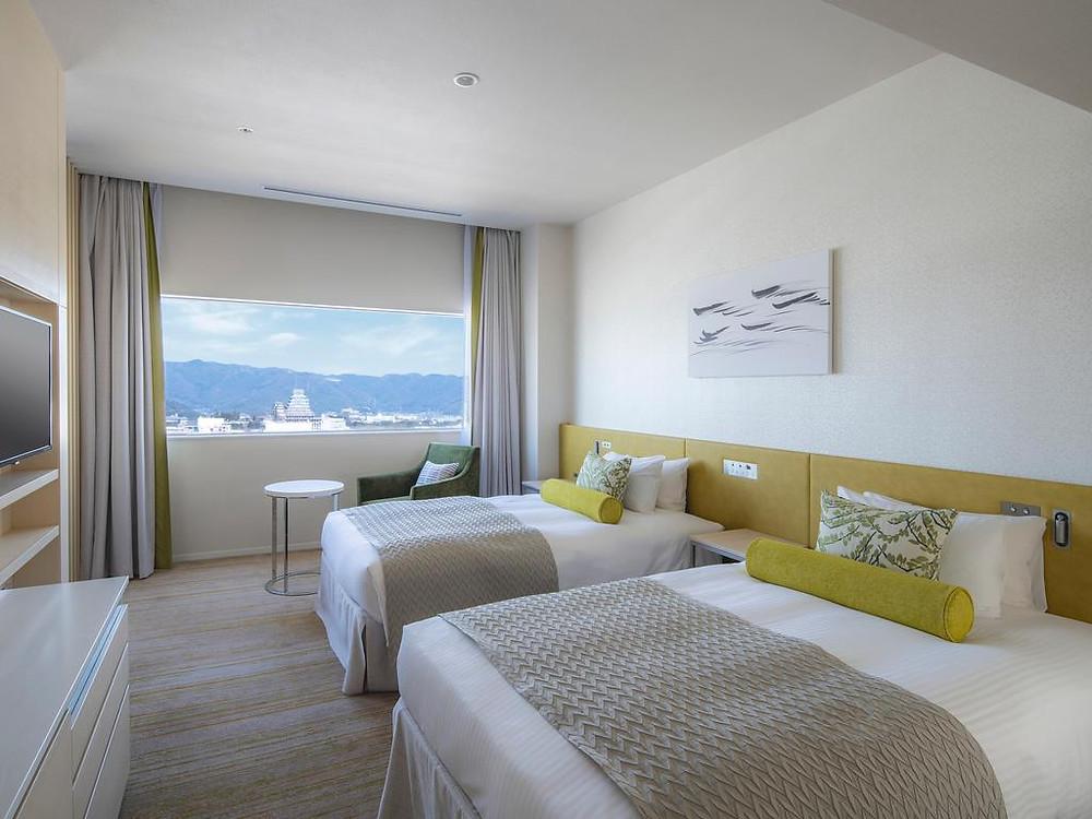 Room at Hotel Nikko Himeji