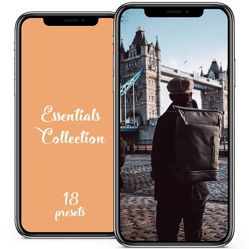 ESSENTIALS COLLECTION - BEST OF MOBILE PRESETS