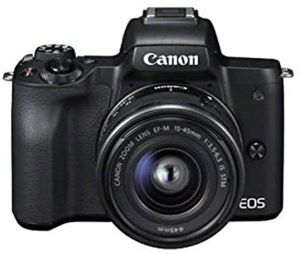 Canon M50 Camera for Vlogging