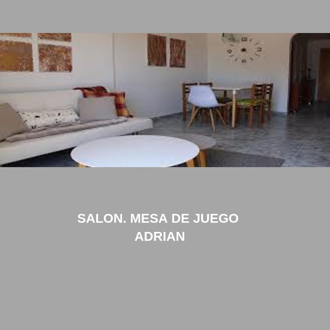 15 SALON. MESA DE JUEGO ADRIAN