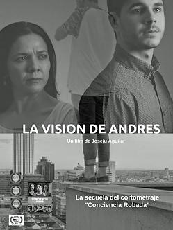 LA VISION DE ANDRES cartel