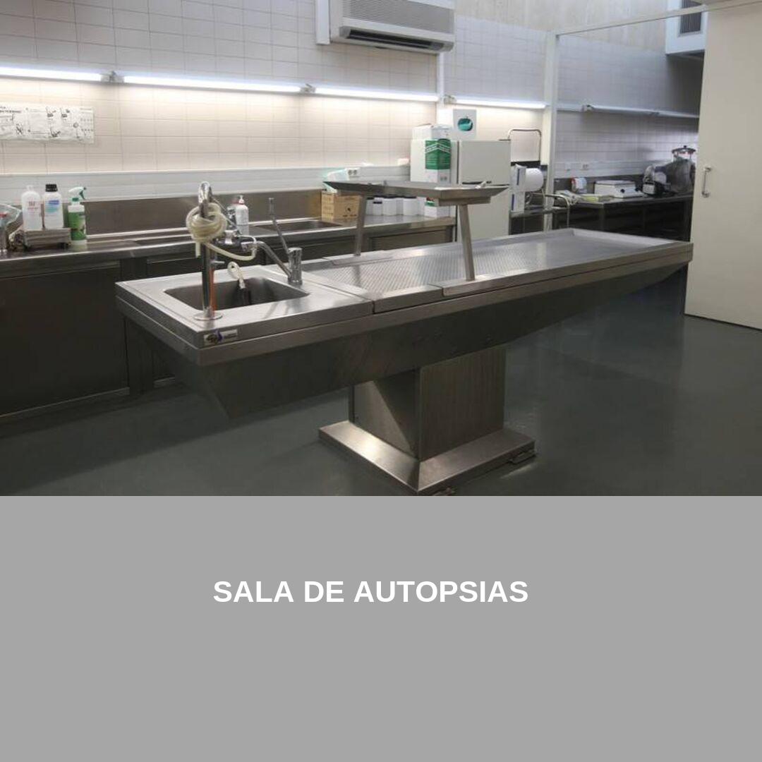 6 SET SALA DE AUTOPSIAS