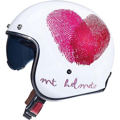Mt Helmets Le Mans 2 SV Love