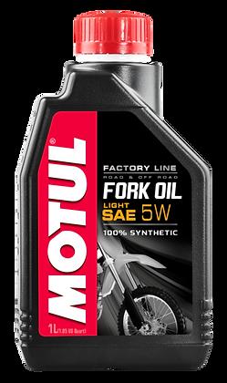 Motul fork oil light sae 5w