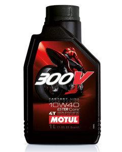 Motul 300v 10w40 4t road racing