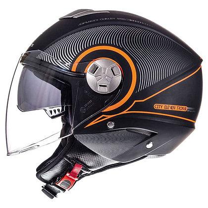 Mt Helmets City Eleven SV Tron