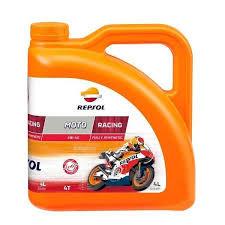 Repsol 5w40 racing 4t