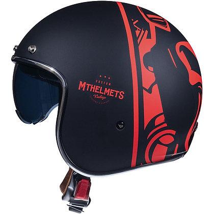 Mt Helmets Le Mans 2 SV Divenire