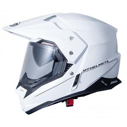 MT Helmets SYNCHRONY DUO SPORT Gloss White
