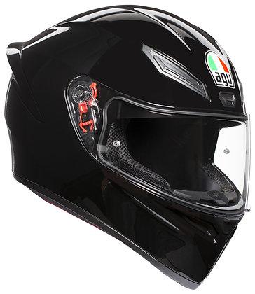 AGV K1 Black gloss