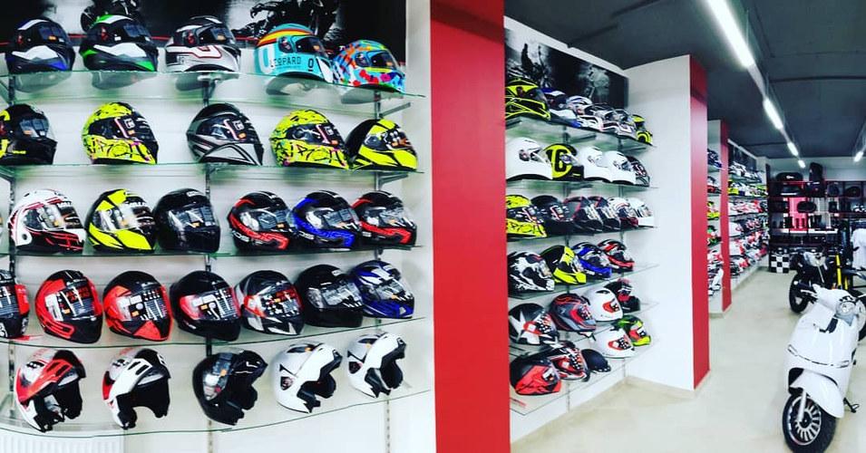 Магазин мотоэкипировки в Минске