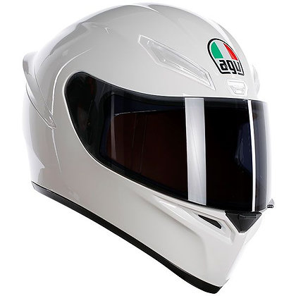 AGV K1 White gloss