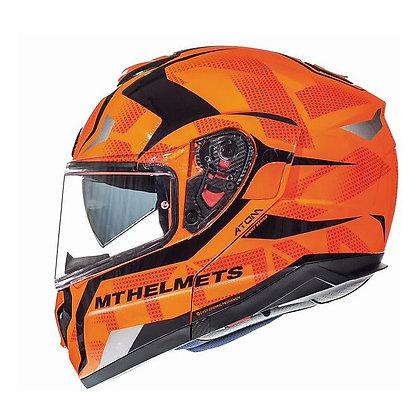 Mt Helmets Atom Sv Divergence G1 Orange