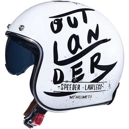 Mt Helmets Le Mans 2 SV Outlander