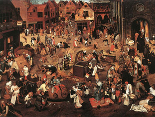 Como era a vida na Idade Média