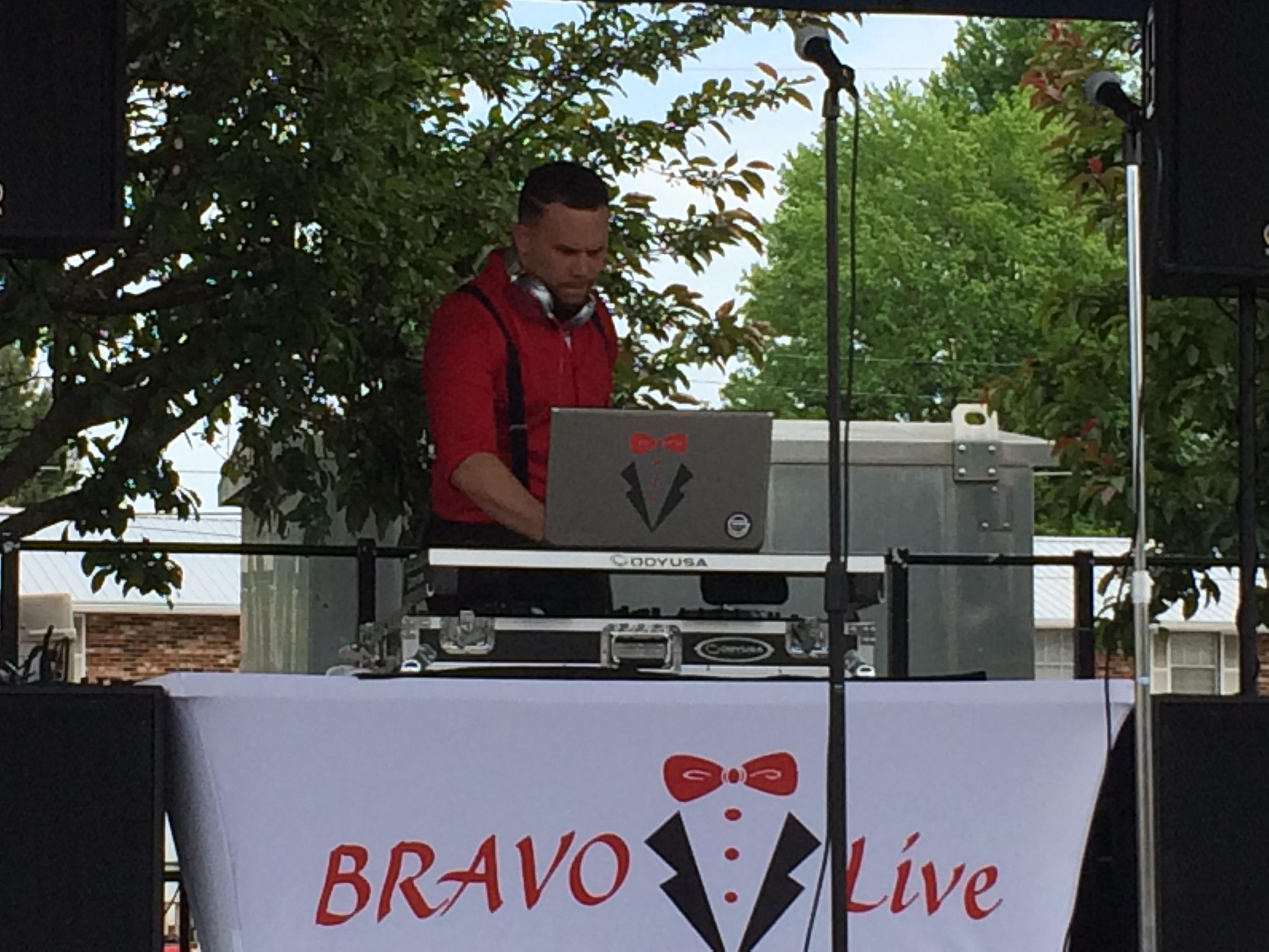 DJ EJ | BRAVO~Live DJ