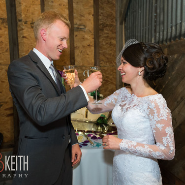 Courtesy of Kate & Keith Photography