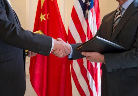 acuerdo entre Estados Unidos de China