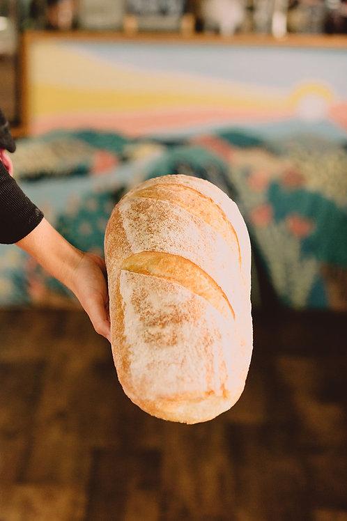 Organic Sour dough,Thursday pickup