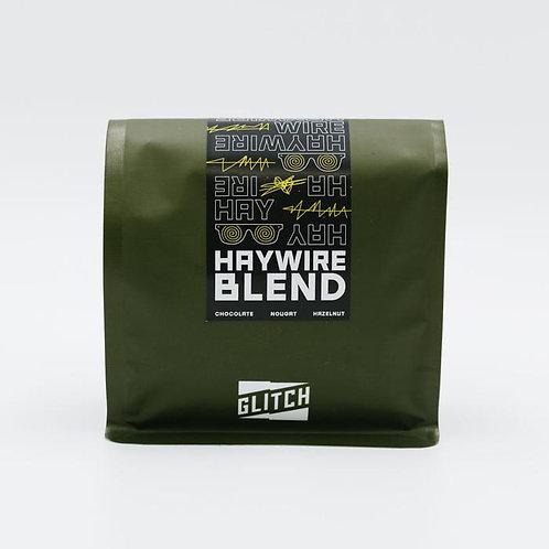 Glitch coffee beans - Haywire blend 250g