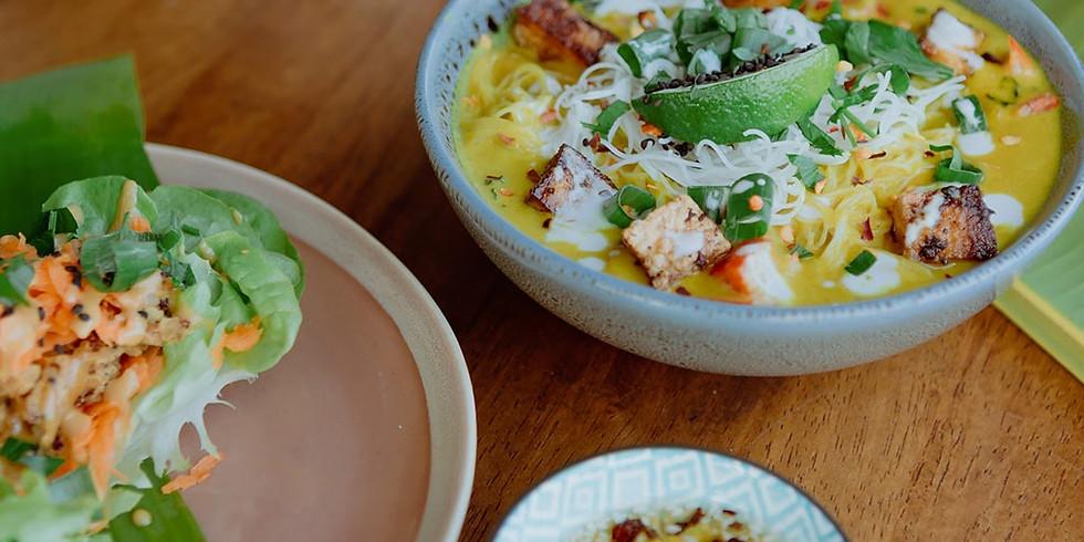 Thai Inspired Cuisine Under The Stars