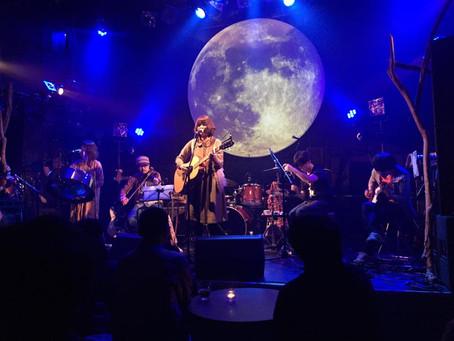 〖東京音樂小旅行〗貓咪在月亮上唱歌