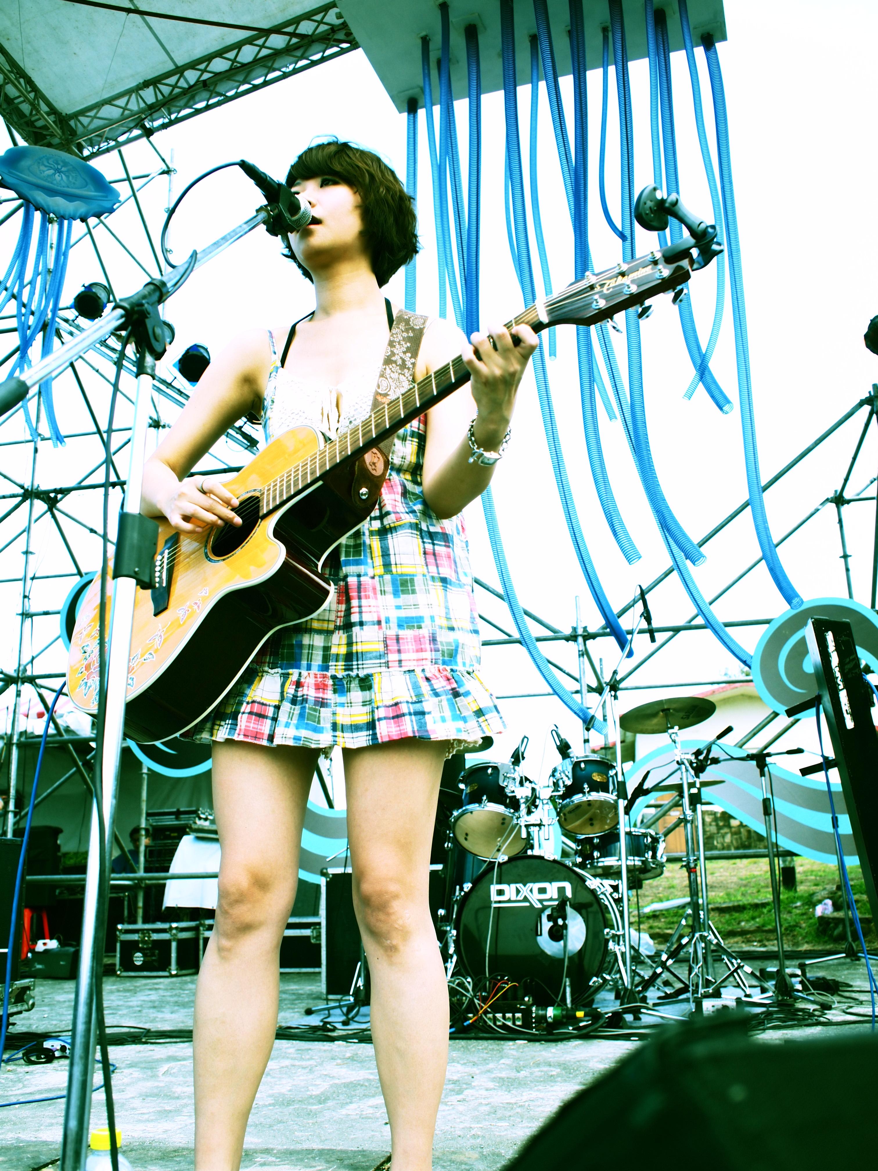 2010 福隆海洋音樂祭演出