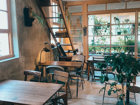 卜卜商店|日系質感咖啡廳,來自台南。