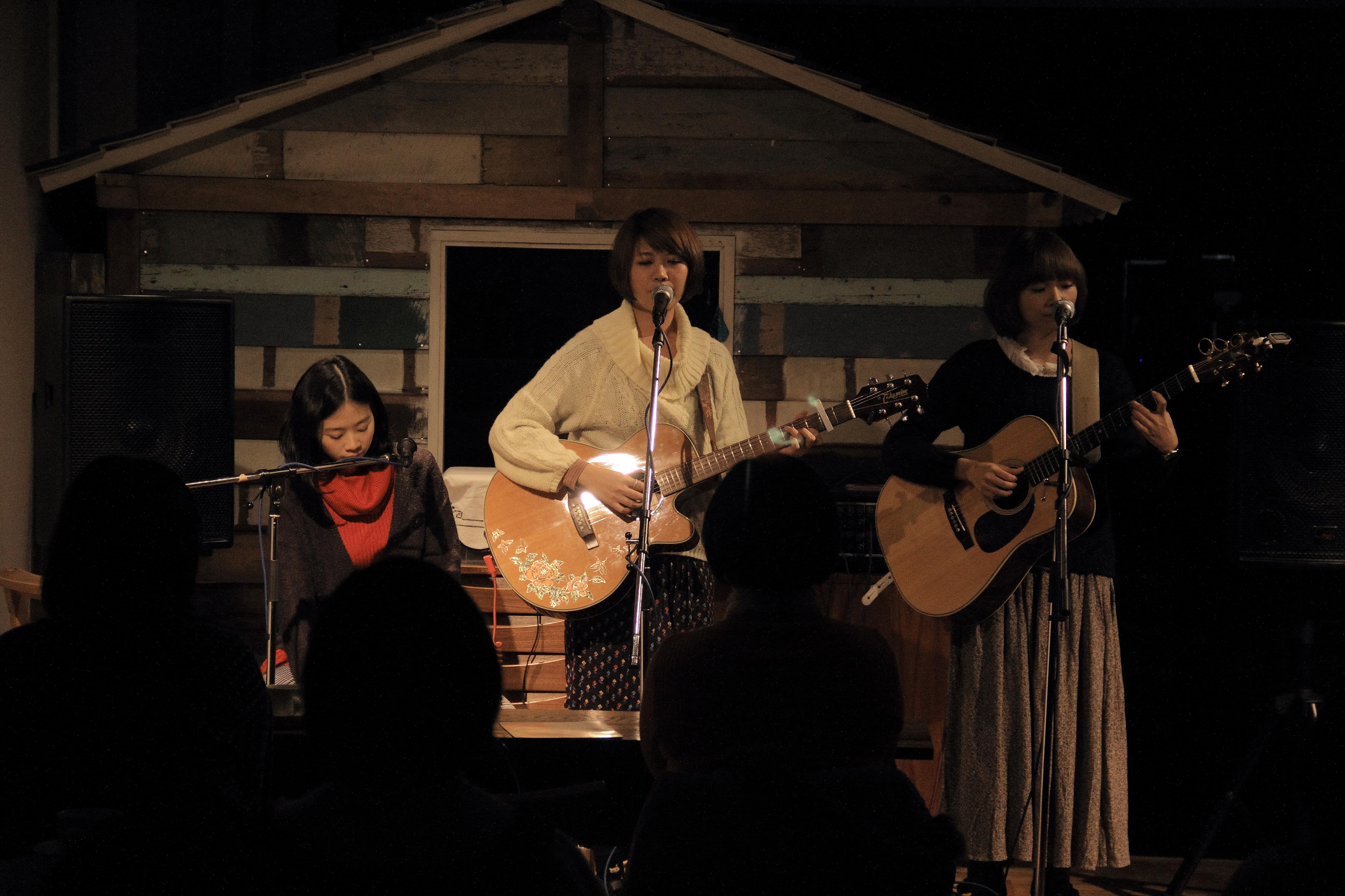 2013 奈良ボリクコーヒー演出