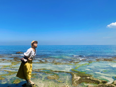 小琉球初體驗|兩天一夜小旅行,被美麗大海療癒。