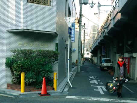 〖跟著柴郡貓去旅行〗大阪,在過去與現在之間邂逅