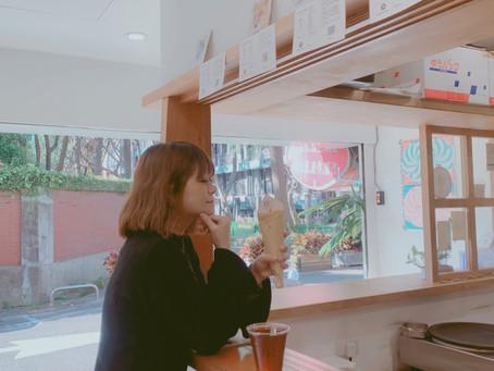 錐子日式可麗餅|ドリンコ|永康街區的可愛小店。