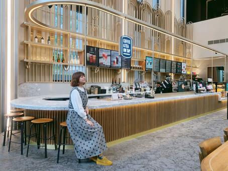 台北時代寓所|以電影膠卷為概念的質感飯店。