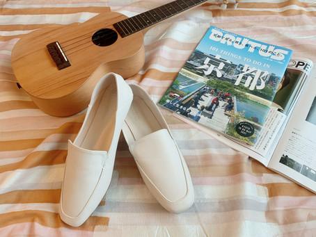 旅人穿搭|七日旅行好好穿,一雙鞋搭出三種風格。