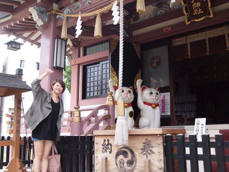 淺草散步|日劇踩點篇|今戶神社賜我一個天堂醫生吧!