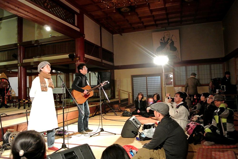 寺廟女孩的夢想 在神社裡歌唱 09.JPG