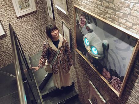 二〇一七我在日本邊唱歌邊旅行|重回夢遊仙境的東京場景
