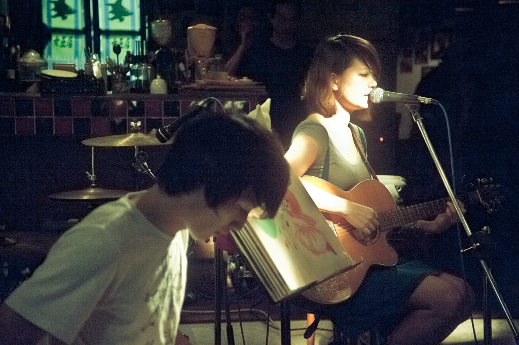 2011 EP2小巡迴 in女巫店