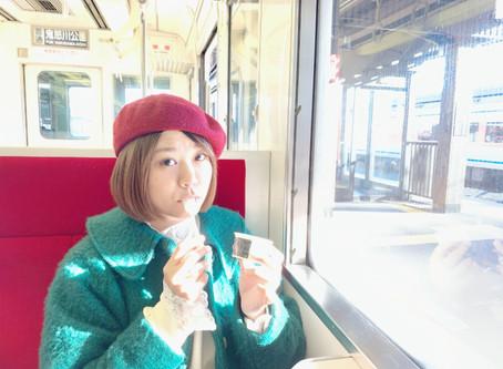 搭乘東武鐵道,來去日光住一晚 DAY 01