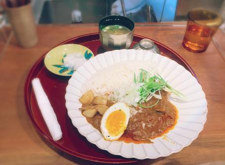 嚐鮮台北第一的人氣咖哩|通庵熟成咖哩